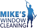 Mike's Window Cleaning Logo